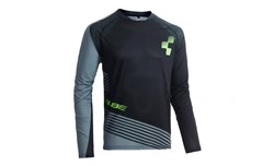 Cube Action Roundneck Essential Long Sleeve Cycling Jersey