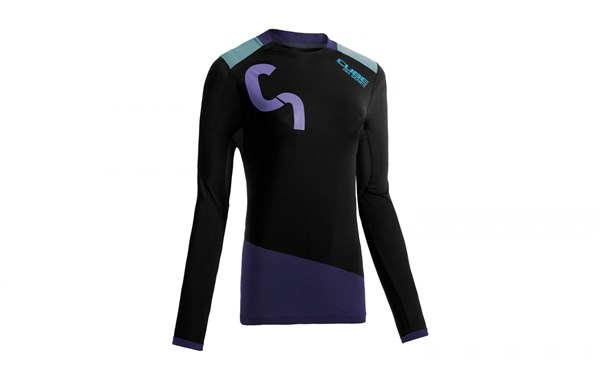 Cube All Mountain WLS Roundneck Womens Long Sleeve Jersey