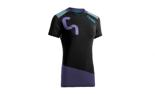 Cube All Mountain WLS Roundneck Womens Short Sleeve Jersey