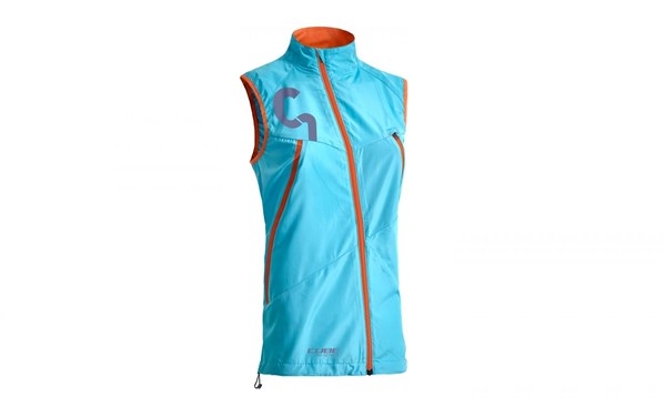 Cube All Mountain WLS Womens Cycling Wind Vest | Veste