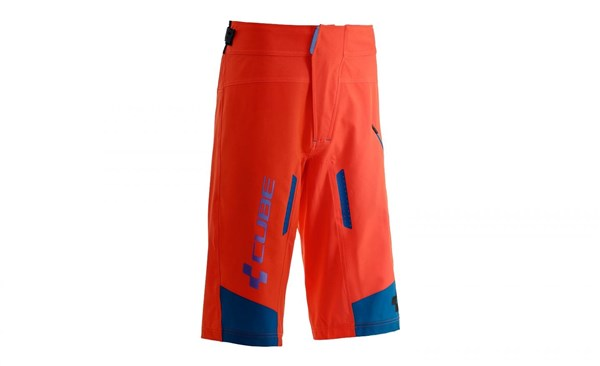 Cube Action Signature Baggy Cycling Shorts | Trousers
