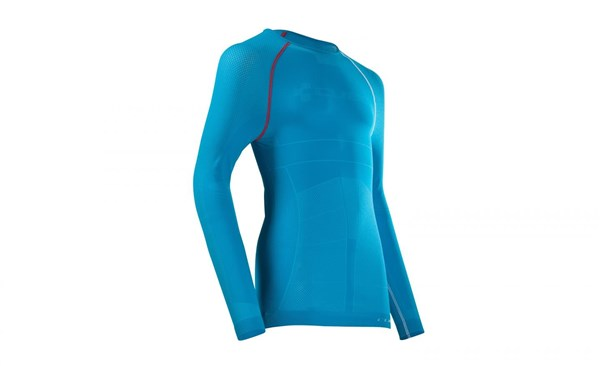Cube Undershirt Functional Teamline Long Sleeve Cycling Base Layer | Undertøj og svedtøj
