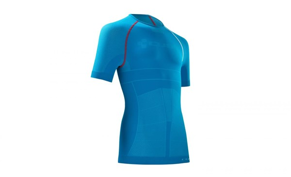 Cube Undershirt Functional Teamline Short Sleeve Cycling Base Layer