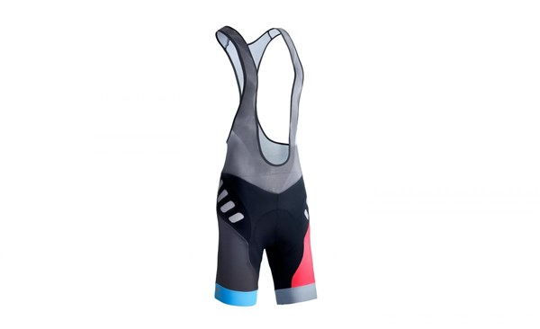 Cube Black Zero WLS Womens Cycling Bib Shorts