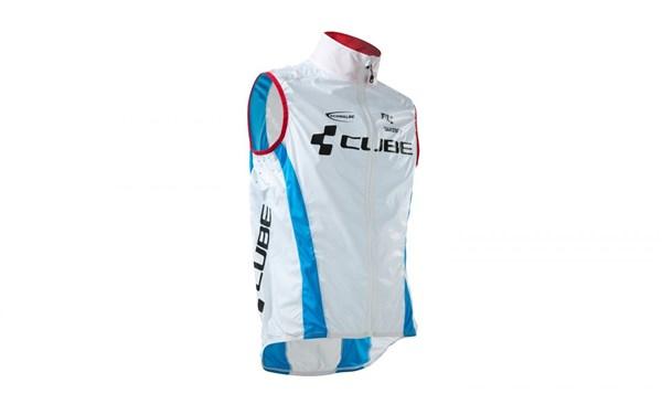 Cube Teamline Pure Cycling Wind Vest / Gilet
