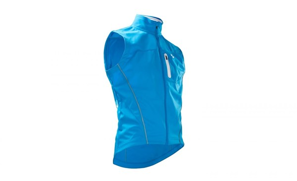 Cube Teamline Cycling Wind Vest / Gilet