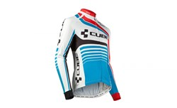 Cube Teamline Long Sleeve Jersey 2017