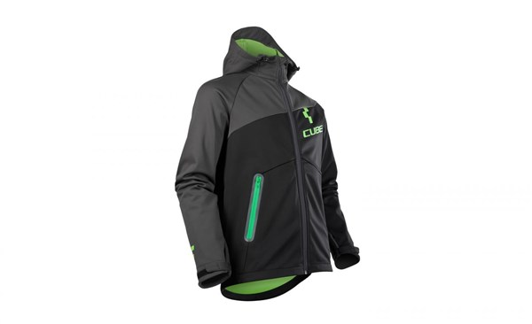 Cube After Race Softshell Cycling Jacket | Jackets