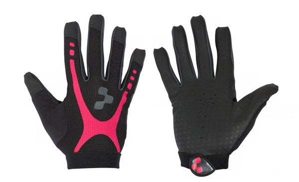 Cube Race Touch WLS Womens Long Finger Cycling Gloves | Handsker