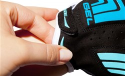 Cube Sun Natural Fit WLS Womens Short Finger Cycling Gloves