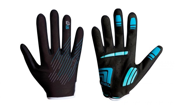 Cube Sun Natural Fit WLS Womens Long Finger Cycling Gloves