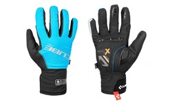 Cube X-Shell Natural Fit Long Finger Cycling Gloves