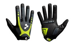 Product image for Cube Natural Fit Touch Long Finger Cycling Gloves