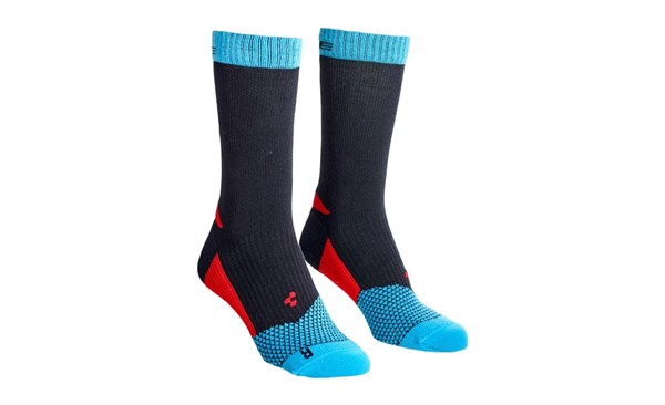 Cube Action Cycling Socks