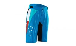 Product image for Cube Junior Action Team Cycling Shorts Without Inner Shorts