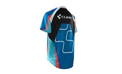 Cube Action Team Roundneck Junior Short Sleeve Jersey