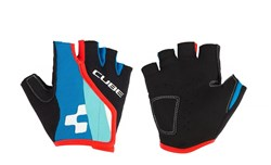 Cube Junior Race Eazy Short Finger Cycling Gloves
