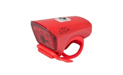 Cube LTD+ Red LED USB Rechargeable Rear Light