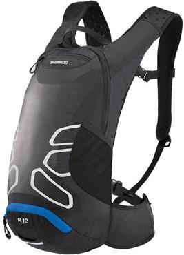 Shimano Rokko R12 Backpack Without Reservoir