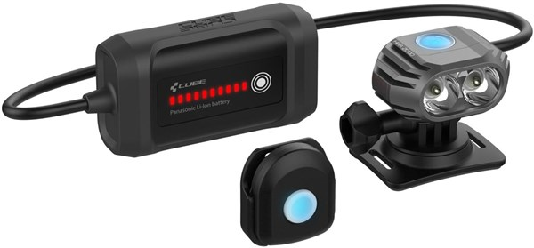 Cube HPA 2000 Lumen LED Rechargeable Front Light