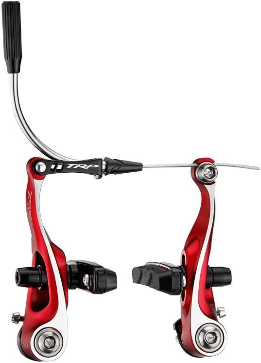 TRP CX 8.4 - Linear Pull Cyclocross Brakes | Bremseklo og kaliber