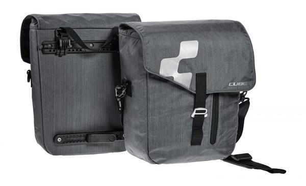 Cube City Pannier Bags