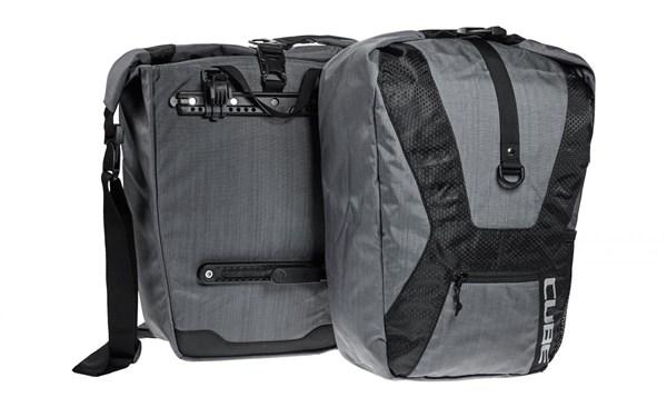 Cube Travel Pannier Bags