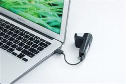 Topeak SoundLite USB Rechargeable Front Light