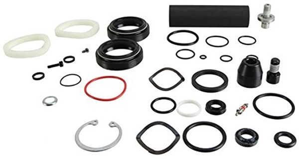 RockShox Service Kit Full - PIKE Solo Air Upgraded (includes upgraded sealhead, solo air and damper seals and hardware)