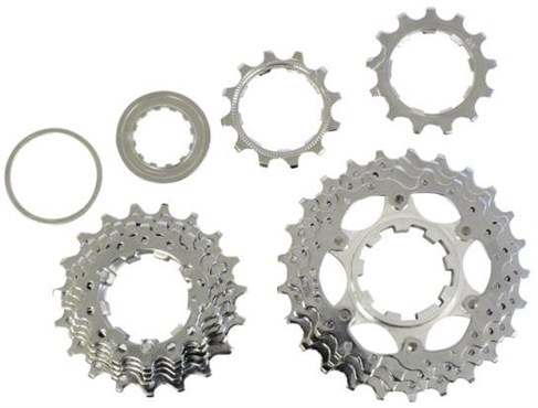 One23 7 Speed Cassette Steel CP