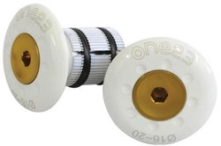 One23 Alloy End Plugs