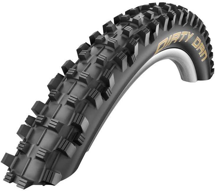 "Schwalbe Dirty Dan Liteskin PaceStar Evo Folding 27.5""/650b MTB Tyre   Dæk"