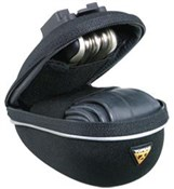 Topeak ProPack Small Saddle Back With Quick Clip