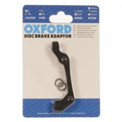 Oxford Disc Brake Adaptor Post IS Mount
