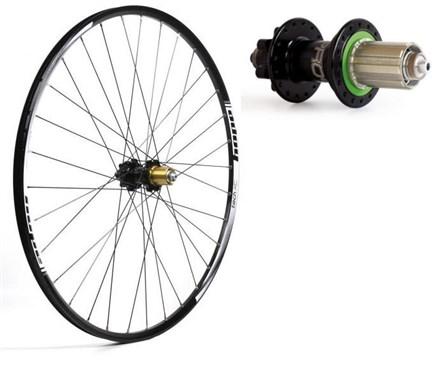 """Hope Tech XC - Pro 4 29"""" Rear Wheel - Black"""