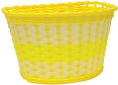 Oxford Junior Woven Basket