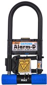 Product image for Oxford Alarm-D Max Alarmed D-Lock