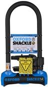 Oxford Shackle 14 Gold Sold Secure U-Lock