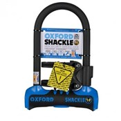 Oxford Shackle 14 Gold Sold Secure U-Lock