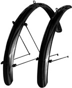 Product image for Oxford 26 MTB City Type Mudguards