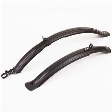 Oxford Mud Stop 1 Hybrid Mudguard Set
