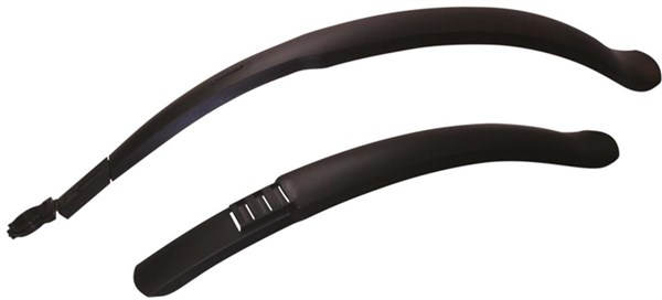 Oxford Mud-Stop 3 Hybrid Mudguard Set