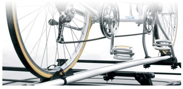 ETC Deluxe Tandem Bike Car Roof Rack