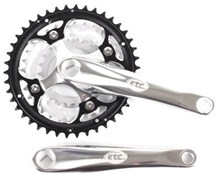Product image for ETC Alloy Triple Chainset 175mm 42/32/22T