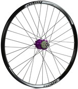 "Hope Tech Enduro - Pro 4 26"" Rear Wheel - Purple"