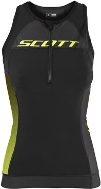 Scott Plasma Womens Triathlon Tank