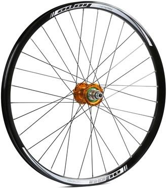 "Hope Tech DH - Pro 4 27.5"" Rear Wheel - Orange - 32H"