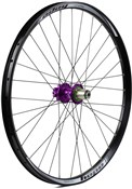 "Product image for Hope Tech DH - Pro 4 27.5"" Rear Wheel - Purple - 32H"