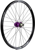 "Hope Tech DH - Pro 4 27.5"" Rear Wheel - Purple - 32H"
