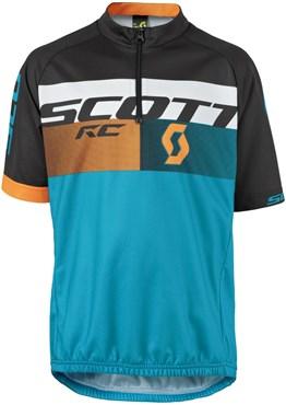 Scott RC Pro Short Sleeve Junior Cycling Jersey